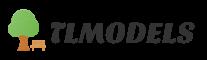 TLMODELS logo